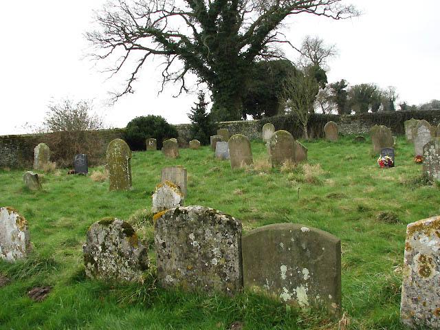 St Martin's church - churchyard