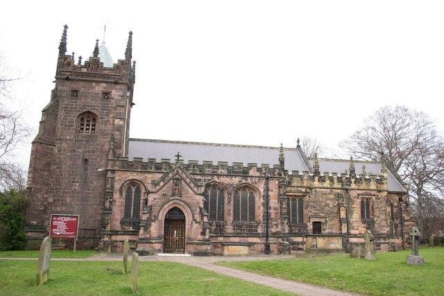 St.Mary Magdalene's church