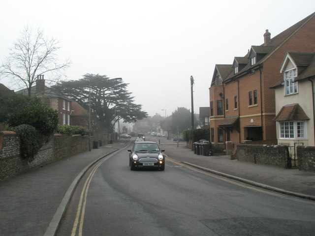 Once the busiest road in Hampshire