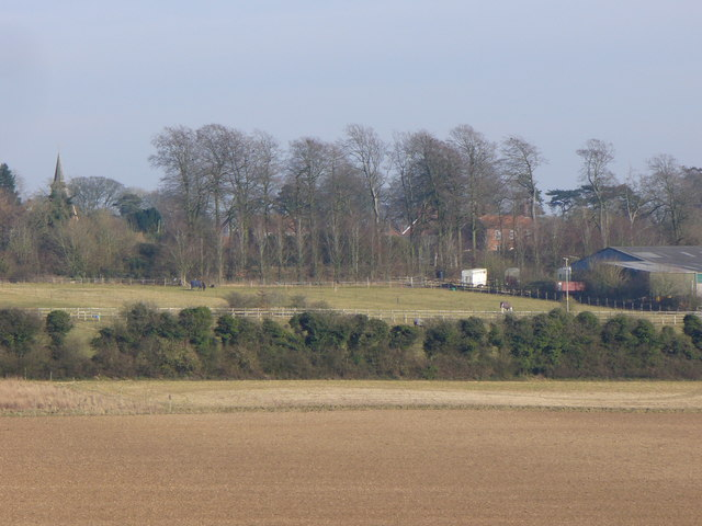 Hannington from the West