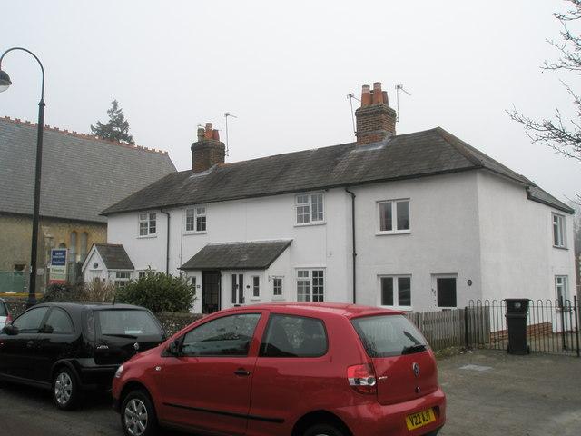 Matthews' Cottages