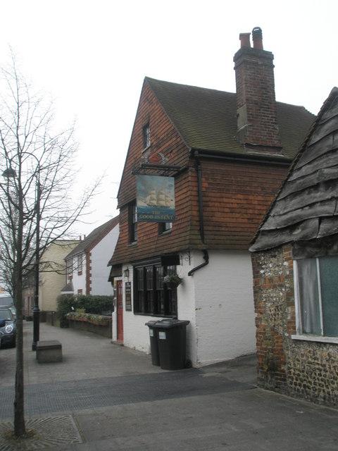 """The """"Posh Pub"""""""
