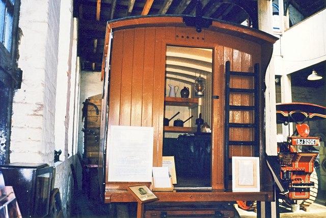 Long Shop Museum.