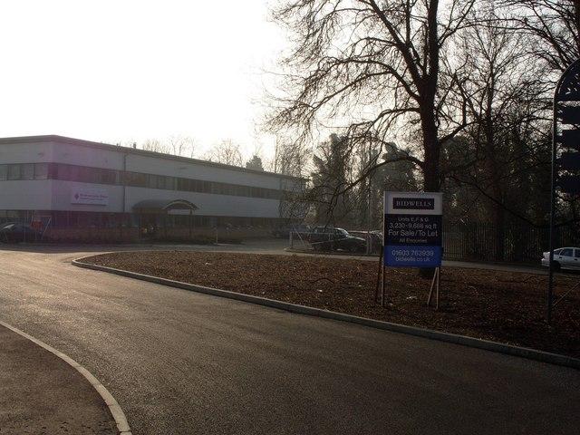 Yareside Park Industrial area