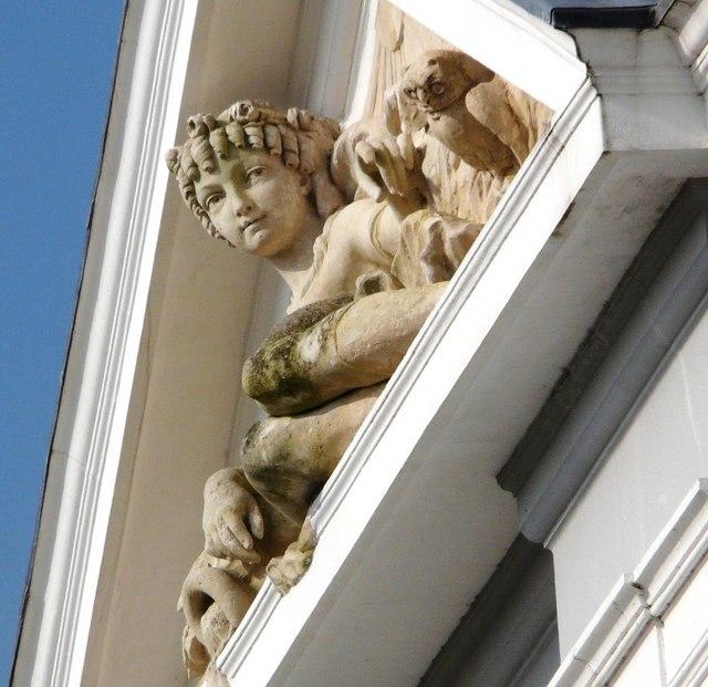 Athena, Oldway Mansion, Paignton