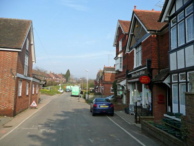 The Street, Bolney