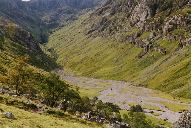 Coire Gabhail (The Lost Valley)
