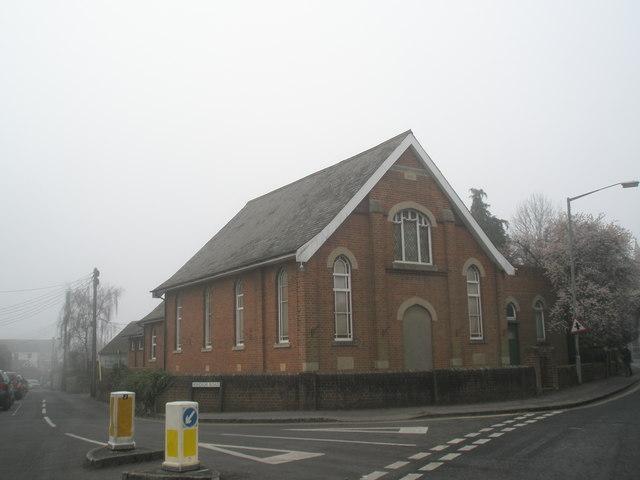 The Masonic Hall