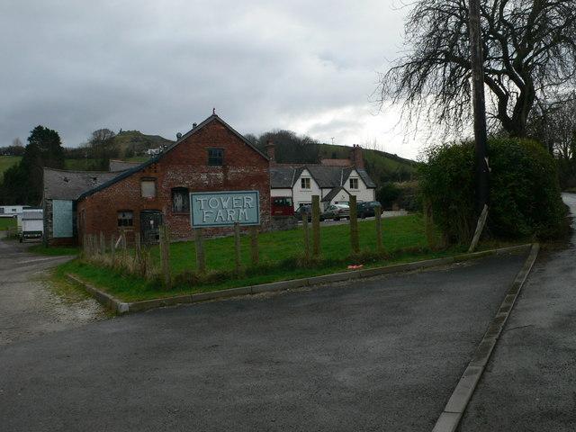 Tower Farm Llangollen