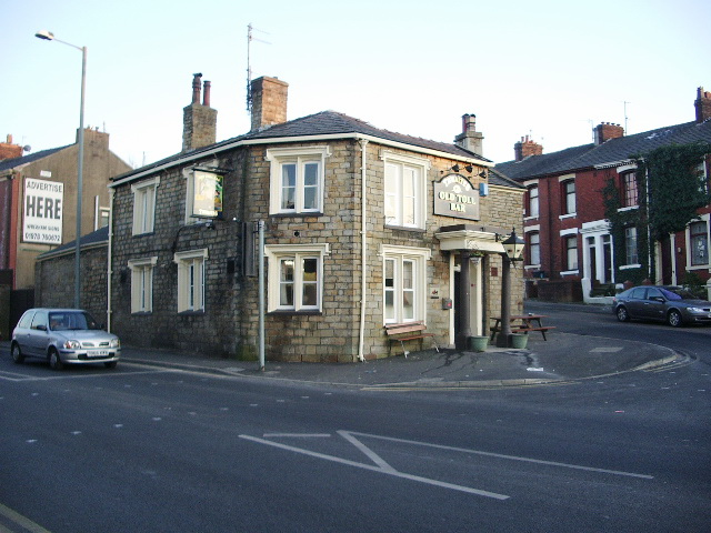 The Old Toll Bar, Accrington Road, Blackburn