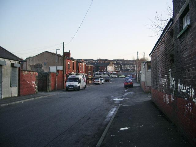 Carluke Street, Blackburn