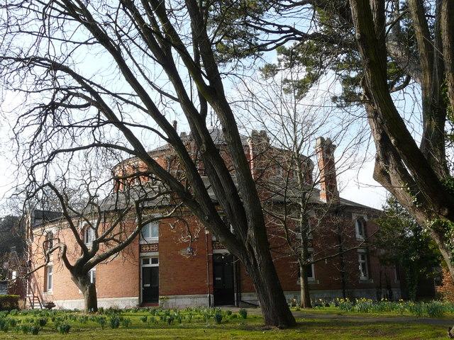Tree ballet, Oldway Mansion, Paignton