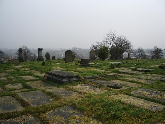 St Leonard's Parish Church, Middleton, Graveyard
