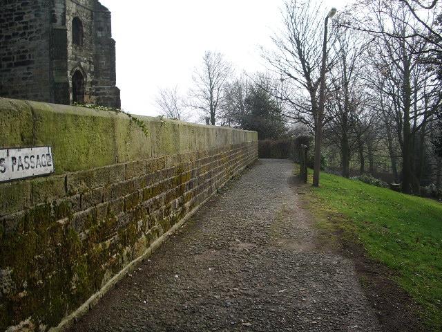St Leonard's Passage Middleton