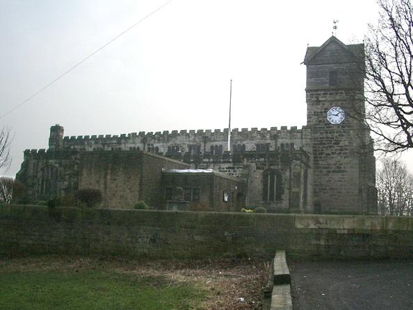 St Leonard's Parish Church, Middleton