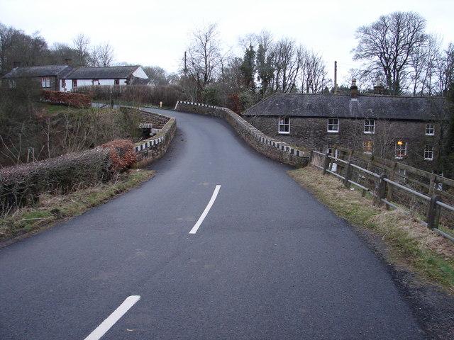 Scroggs Bridge
