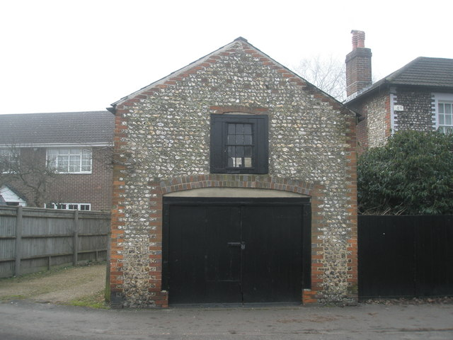 Old stable on the Winchester Road