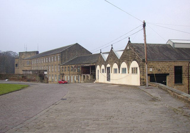 Greenholme Mills, off Great Pasture Lane, Burley in Wharfedale
