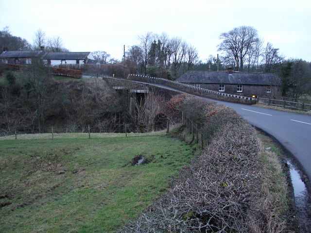 View of Scroggs Bridge