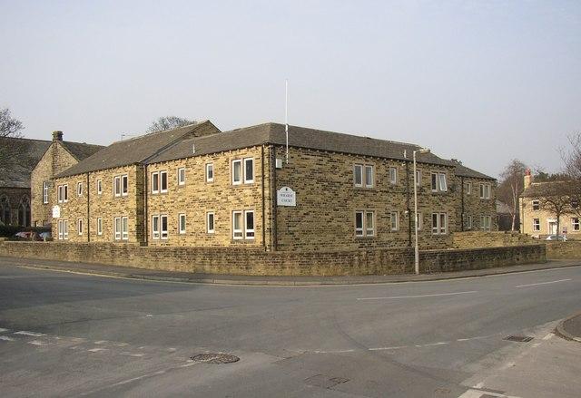 Wharfe Court, Main Street, Burley in Wharfedale
