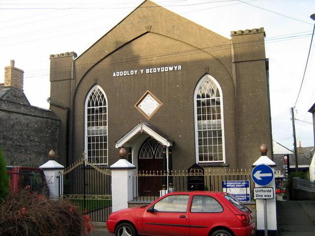 Bethlehem Baptist chapel, front view