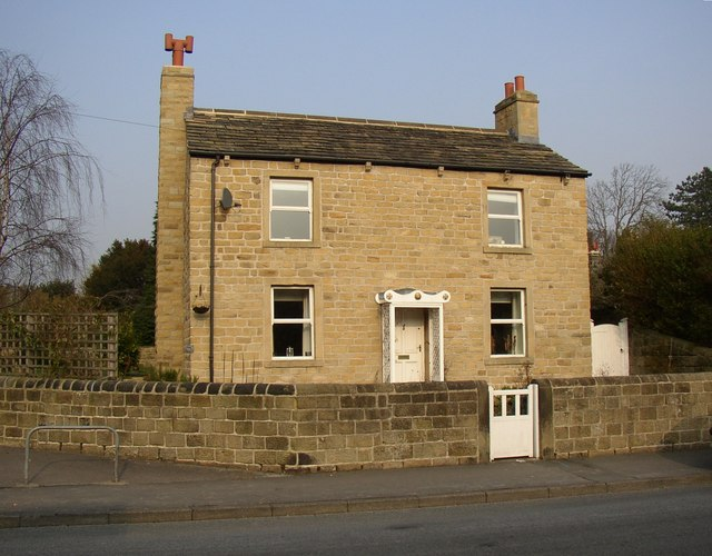 Cottage, Main Street, Burley in Wharfedale
