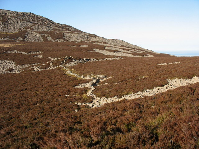The col between Tre'r Ceiri and Yr Eifl
