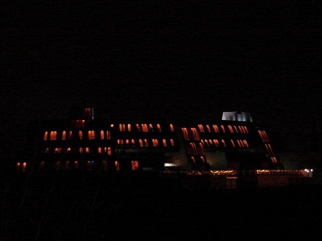 Cardinal Newman High School, Bellshill (Orange)