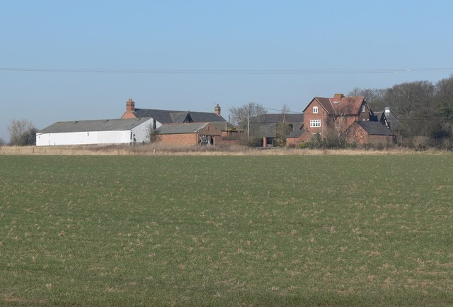 Tooley Farm near Earl Shilton