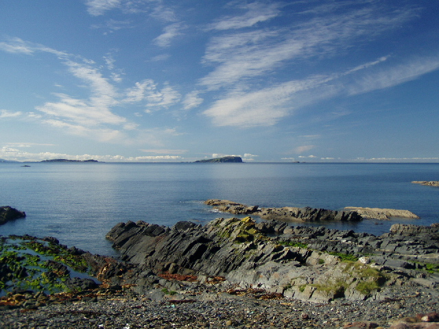From the Road to Easdale near Dunmor House