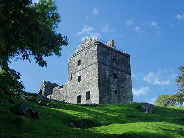 Carnassarie Castle near Kilmartin