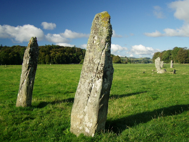 Nether Largie Standing Stones, Kilmartin