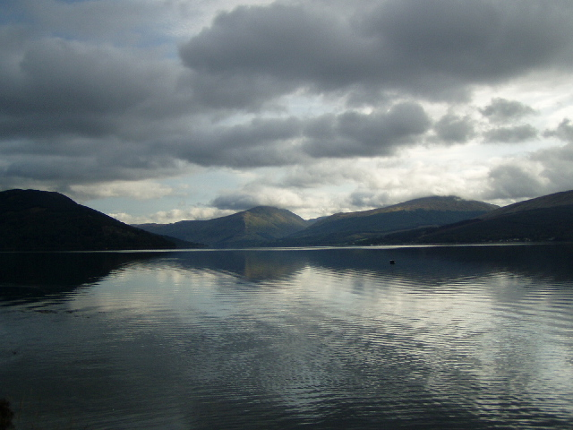 Loch Fyne from near Inveraray
