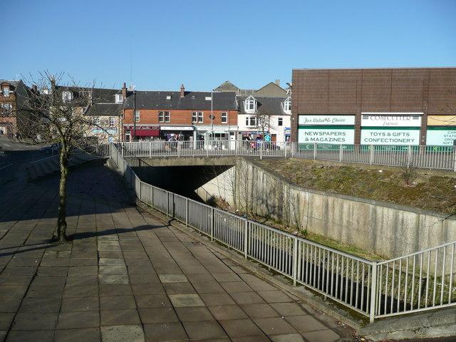 The concrete heart of Cumnock