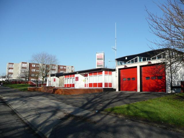 Cumnock Fire Station