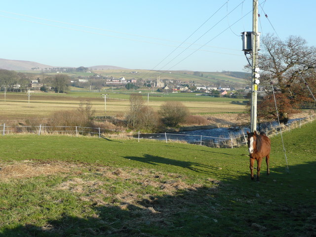 Over the Nith to Sanquhar