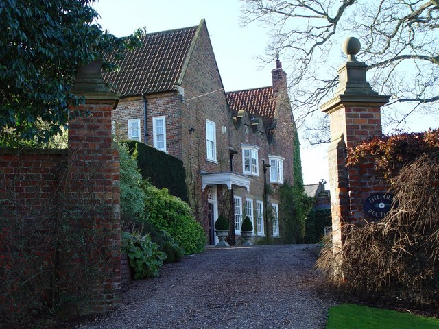 The Old Rectory, Walkington
