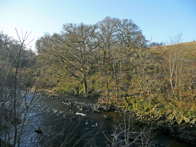 River Nith - upstream
