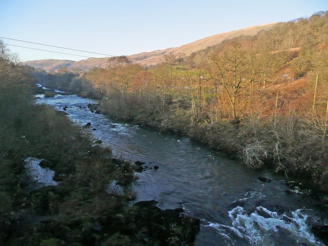 The Nith valley