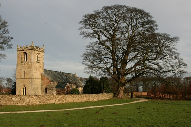 St Peter's and the Sycamore Tree, Rowley