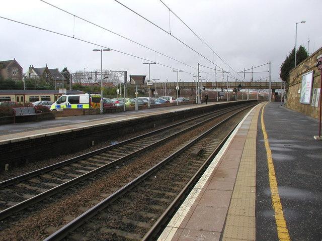 Motherwell Station