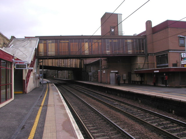 Motherwell Railway Station