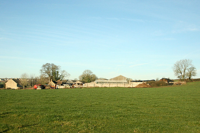 2008 : Bourne Farm, near Peasedown St. John