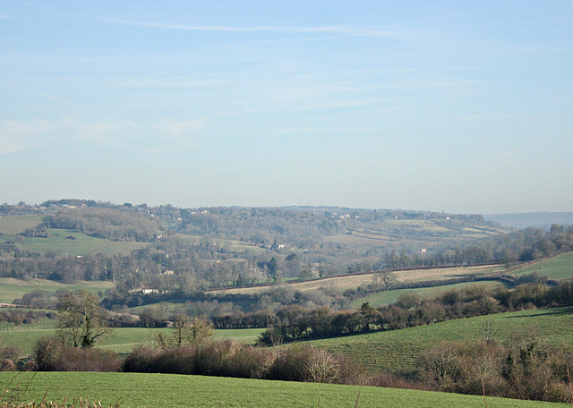 2008 : View from White Ox Mead