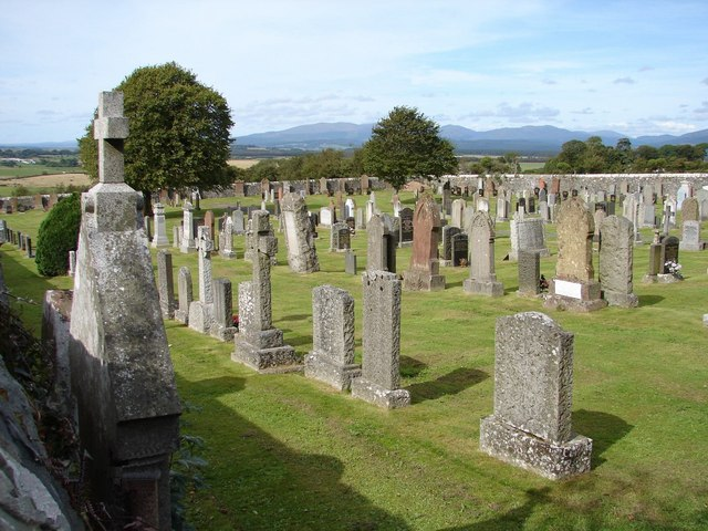 Wigtown Cemetery