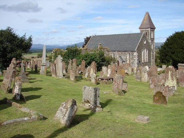 Wigtown Church & Churchyard