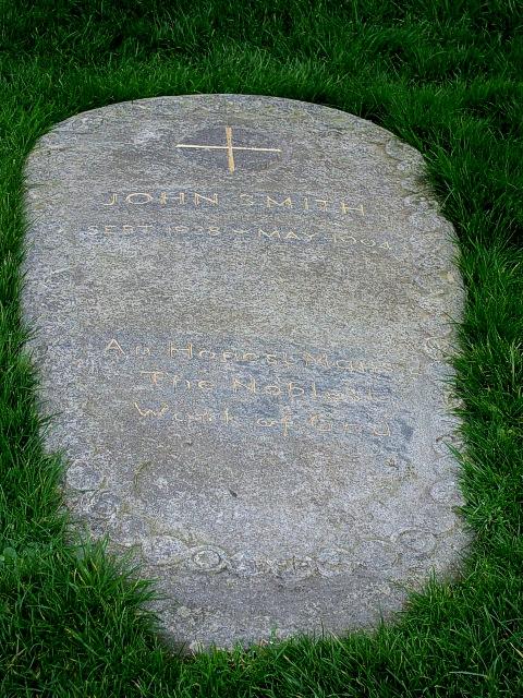John Smith's Grave