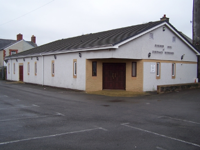 Caerphilly Kingdom Hall of Jehovah's Witnesses