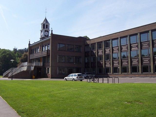 Keele Library