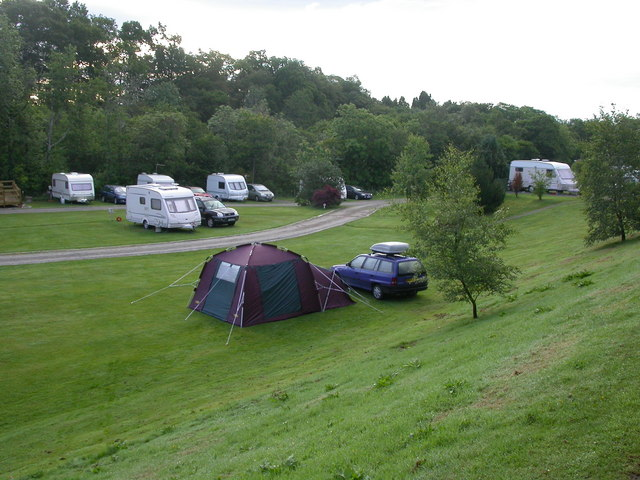 Black Rock Campsite, Evanton